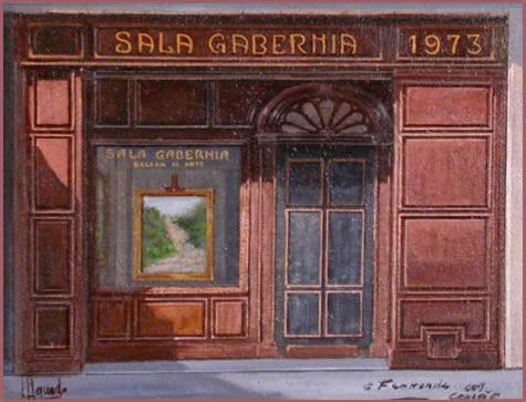 Sala gabernia galer as de arte en valencia - Galerias de arte en valencia ...